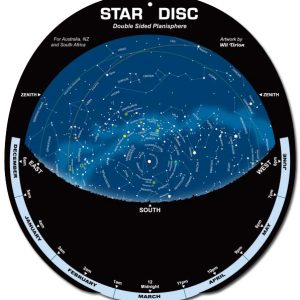 Star Disc – Planisphere