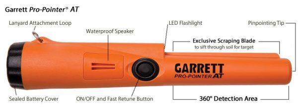 Garrett Pro-Pointer AT-170