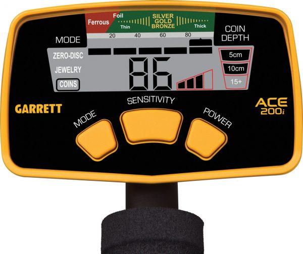 Garrett ACE™ 200i Metal Detector-184