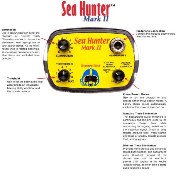 Garrett Sea Hunter MKII-265