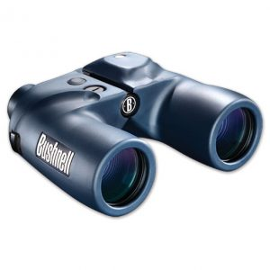 7×50 Bushnell waterproof Marine Binoculars with Illuminated Compass