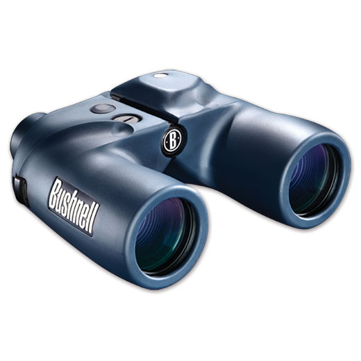7x50 Bushnell waterproof Marine Binoculars with Illuminated Compass