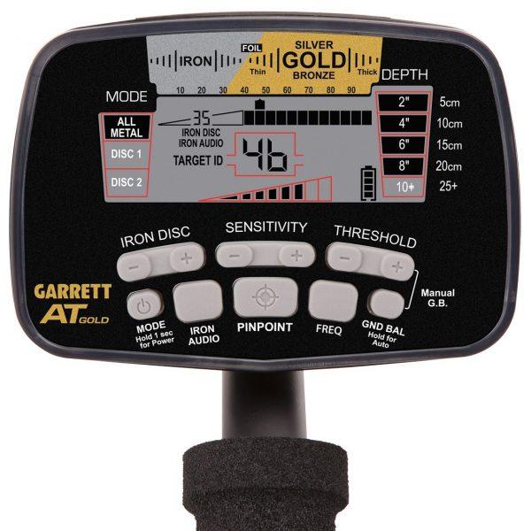 Garrett AT Gold Detector