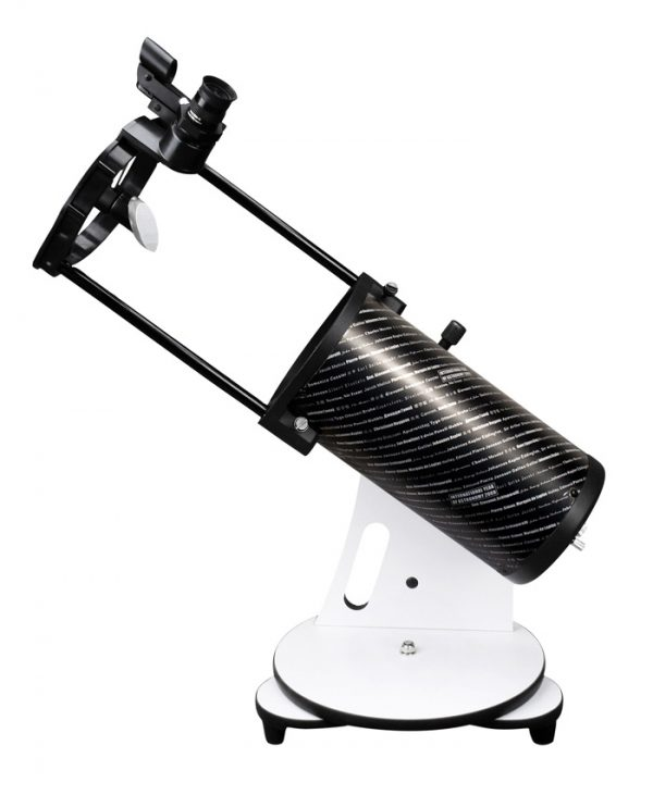 "5"" Tabletop telescope - Skywatcher ""Heritage"" Dobsonian telescope"