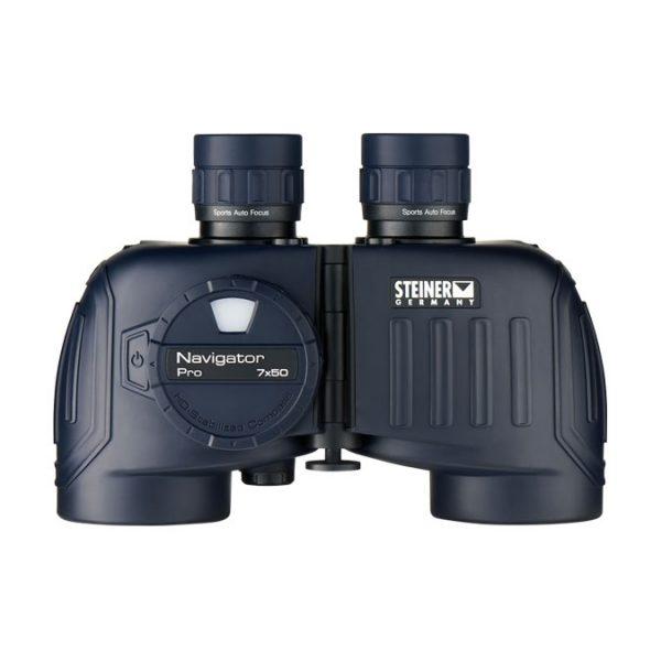 Steiner Navigator Pro Marine Binoculars - 7x50 With Compass