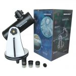 Saxon Mini-Dobsonian with Accessory Pack