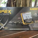 Garrett Ace Apex – Multi Frequency Detector