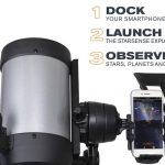STARSENSE EXPLORER™ DX 5″ SMARTPHONE APP-ENABLED SCT TELESCOPE
